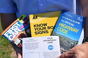Highway Code Book And Learn To Drive Books